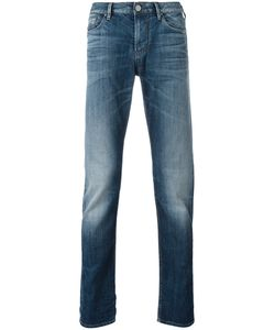 ARMANI JEANS | Stonewash Skinny Jeans