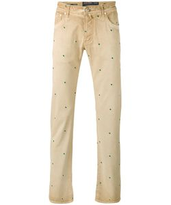 Jacob Cohёn | Jacob Cohen Embroidered Regular Jeans
