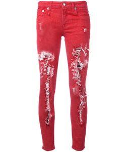 R13   Kate Skinny Jeans Size 27