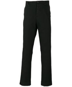 Hannes Roether   Straight Cut Trousers Size Xl