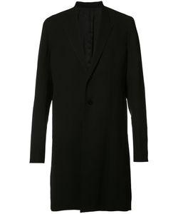 Rick Owens | Long-Length Coat 48 Wool/Viscose
