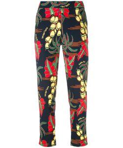 P.A.R.O.S.H. | P.A.R.O.S.H. Printed Trousers M