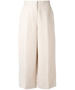 Max Mara | High-Waist Cropped Trousers
