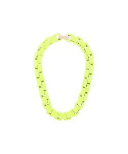 Wanda Nylon | Flocked Chain Choker Necklace Women