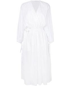 Agnona | Wrap Front Dress 38