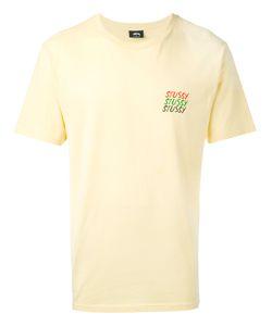 Stussy | Chest Print T-Shirt S