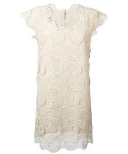 Ermanno Scervino | Embroidered Dress 48