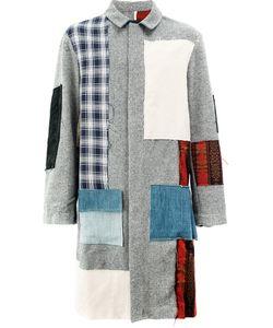 MOOHONG | Пальто С Разными Заплатками