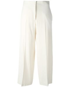 Jil Sander | Cropped Pants 34