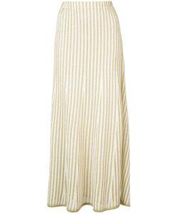 Adam Lippes | Striped Skirtst