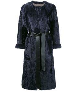 Liska | Belted Coat