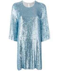 Amen | Sequin Embellished Dress 44 Viscose/Pvc