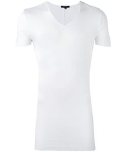 Unconditional | Ribbed V-Neck T-Shirt Xs