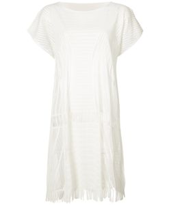 PLEATS PLEASE BY ISSEY MIYAKE   A-Poc Motion Dress