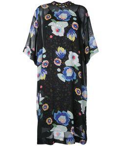 G.V.G.V. | G.V.G.V. Print Chiffon Tee Dress