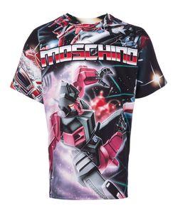 Moschino | Футболка Transformers