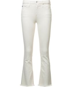 AG JEANS | Jodi Cropped Trousers 26 Cotton/Polyurethane