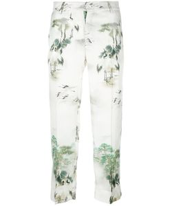 FOR RESTLESS SLEEPERS | Tartaro Pyjama Trousers Medium Silk