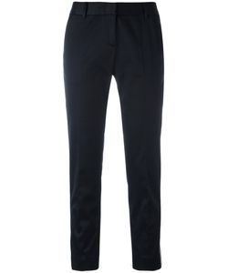 Tonello   Side Piping Cropped Trousers Size 42