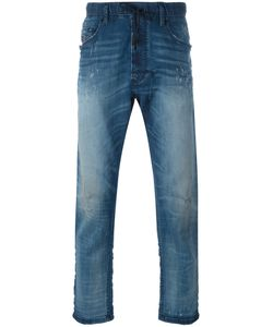 Diesel | Straight Leg Jeans 28 Lyocell/Cotton/Spandex/Elastane