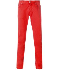 Jacob Cohёn | Jacob Cohen Tape Trousers 33 Cotton/Spandex/Elastane