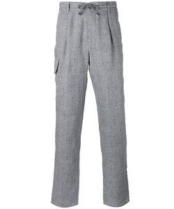 Brunello Cucinelli | Drawstring Regular Trousers
