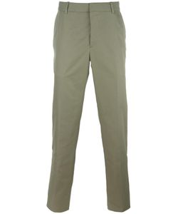 Alexander McQueen | Straight-Leg Chinos 50 Cotton