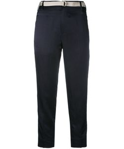 Incotex | Cropped Slim-Fit Trousers 38