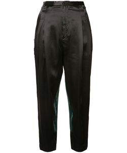Toga | Contrast Drop Crotch Trousers