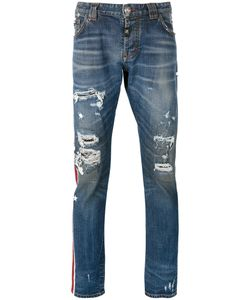 Philipp Plein | Distressed Jeans 34