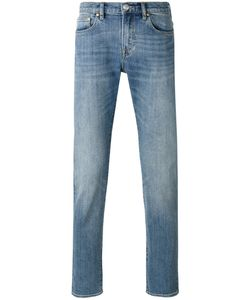 PS PAUL SMITH | Ps By Paul Smith Faded Straight-Leg Jeans
