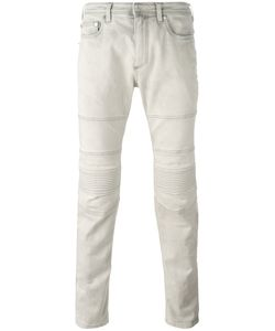Neil Barrett | Detailed Jeans 32 Cotton/Spandex/Elastane