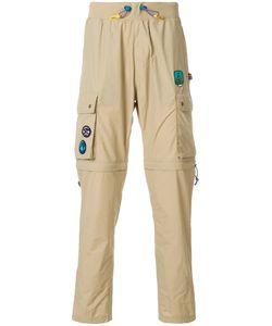Adidas Originals by Pharrell Williams   Appliqué Detail Utility Trousers Men