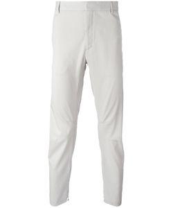 Lanvin | Ankle Zip Trousers Size 52