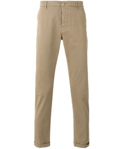 Pence | Classic Cuffed Chinos 46