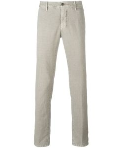 Incotex | Slim-Fit Trousers 32 Cotton/Spandex/Elastane