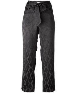 Masscob | Knot Detail Pants 42
