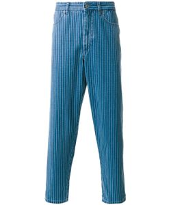 Natural Selection | Boxer Pinstripe Jeans