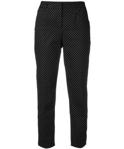 Dolce & Gabbana | Polka Dot Cropped Trousers 40