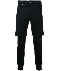 Diesel | Layered Pants Size 30