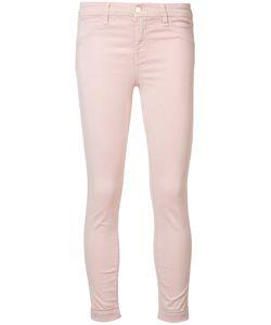 J Brand   Utility Cropped Jeans Size 30