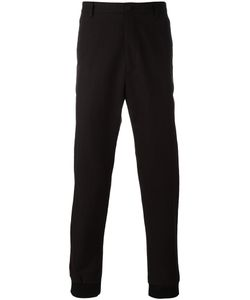 Kenzo | Tape Trousers 48 Cotton/Linen/Flax/Spandex/Elastane