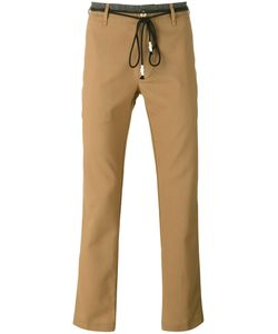 Pence | Rope Belt Trousers