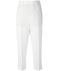Neil Barrett | Wide Leg Trousers 38 Triacetate/Polyester/Cupro