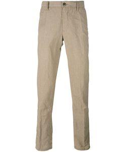 Incotex | Wrinkled Slim Trousers 31
