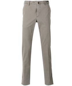 Pt01   Silk Fit Chino Trousers Size 48