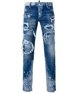 Dsquared2 | Distressed Jeans 50 Cotton/Spandex/Elastane