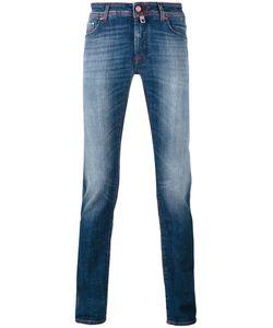 Jacob Cohёn | Jacob Cohen Tailored Slim Fit Jeans