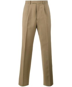 Valentino | Straight-Leg Trousers 48 Mohair/Virgin Wool/Cotton