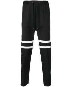 Les Hommes Urban | Contrast Stripe Track Pants Men